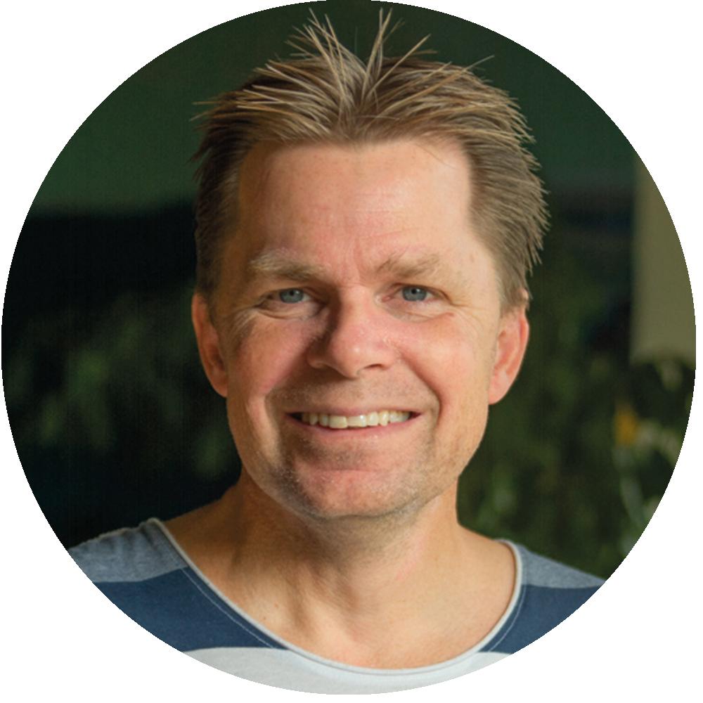 Porträtt på Markus Svensson